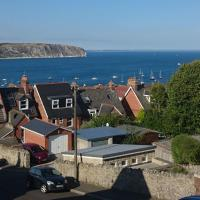 Elegant Edwardian 4-Bed House in Swanage Sea Views