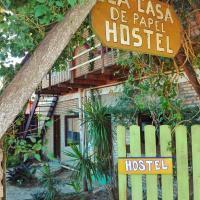 La Casa de Papel Hostel, hotel in Pipa
