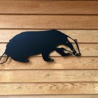 Alfriston Woodland Cabins - Badgers Rest dogs, отель в городе Алфристон