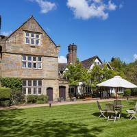 Ockenden Manor Hotel & Spa, hotel in Cuckfield