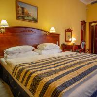 Hotel Giovanni Giacomo, hotel en Teplice