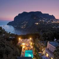Hotel Villa Brunella, отель в Капри