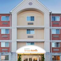 Sonesta Simply Suites Boston Burlington, hotel in Burlington