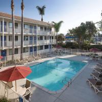 Motel 6-Carpinteria, CA - Santa Barbara - North, hotel in Carpinteria