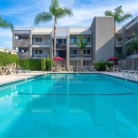 Motel 6-Anaheim, CA - Maingate, hotel ad Anaheim