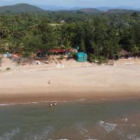 Trippr Gokarna - Beach Hostel, hotel in Gokarna