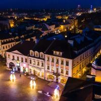 Hotel Ambasadorski Rzeszów – hotel w mieście Rzeszów