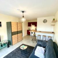 SOBNB-Le sevigne - Appartement calme 1min frontière Suisse