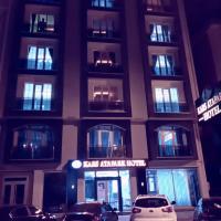 KARS ATAPARK BOUTİQUE HOTEL, отель в Карсе