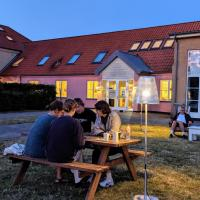Nexø Modern Hostel. Private Rooms