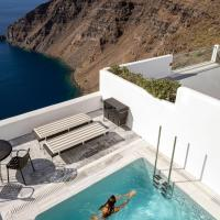 Homeric Poems, hotel in Firostefani