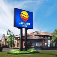 Comfort Inn Alma, hotel em Alma