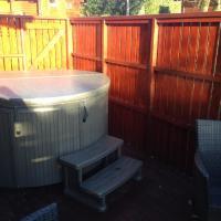 Conifer Lodge 8 with Hot Tub Newton Stewart