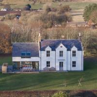 Greenmyre Farmhouse near Kirriemuir in Angus