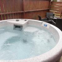 Conifer Lodge 25 with Hot Tub Newton Stewart