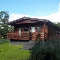 Bluebell Lodge 5 with Hot Tub Newton Stewart