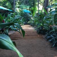 Arabian night's garden view, hotel v destinaci Agonda