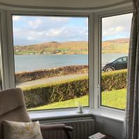 Seaview Flat w Fireplace, hotel in Dunfanaghy
