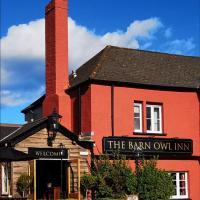 Barn Owl Inn, hotel en Newton Abbot