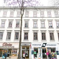 Modern Hotel Mariahilfer Str - Bookable in Lockdown