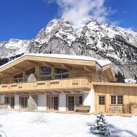 Alpenchalet im Leutaschtal