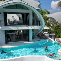 Villa The Spot Koh Samui, ξενοδοχείο στο Κο Σαμούι