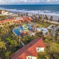 Jangadeiro Praia Hotel, hotel em Aquiraz