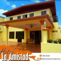 Hotel La Amistad, hotel in Chitré