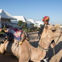 Pushkar Adventure Camp And Camel Safari, hotel in Pushkar