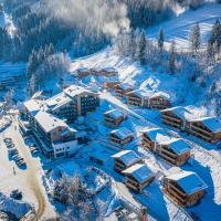 Chalet Dorf Wagrain Alpenleben