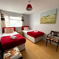 Chelsea House - Huku Kwetu, hotel in Houghton Regis