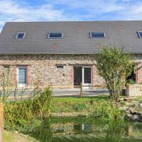 Nice home in La Meauffe with WiFi and 2 Bedrooms