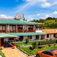 Hotel La Libertad, hotel in Paipa
