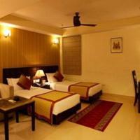 Hotel Lotus IGI Airport Delhi, hotel near Delhi International Airport - DEL, New Delhi