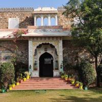Sultan Bagh Ranthambhore- An ethnic camp resort, hotel in Khilchipur
