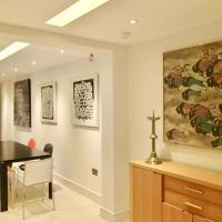 Stylish large cool 3 bed 3 bath Marylebone +AC