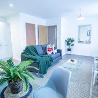 The Wallgate Apartments by Opulent - Free Parking, hotel in Wigan