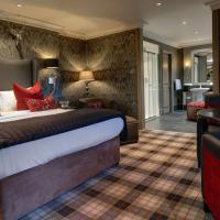 Best Western Eglinton Arms Hotel, hotell i Eaglesham