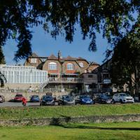 Diplomat Hotel & Spa Sure Hotel Collection by Best Western, hotel in Llanelli