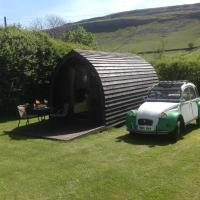 Kettlewell Cozy Glamping Pod A - Adults Only