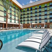 Hampton Inn & Suites Las Vegas Convention Center, hotel in Las Vegas