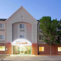 Sonesta Simply Suites Salt Lake City Airport, hotel near Salt Lake City International Airport - SLC, Salt Lake City