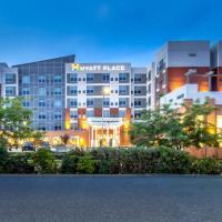 Hyatt Place Kelowna, hotel in Kelowna
