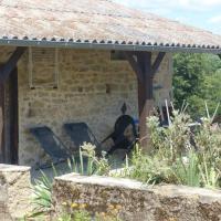 Corps de ferme rénové en pleine campagne, hotel in Meilhan-sur-Garonne