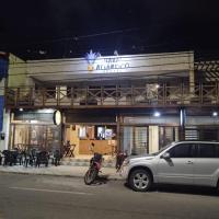 Havaí Atlantico Hostel e Pousada