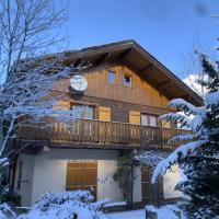 Chalet Woody Wood
