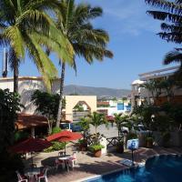 Hotel Palapa Palace Inn