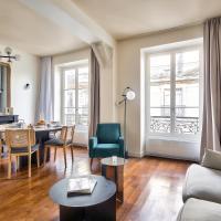 The Perfect Parisian Flat Bd St-Germain - Mid Term