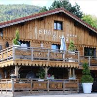 Chalet le Bô & Spa, hotel in Bussang