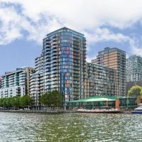 Flat on the River Thames